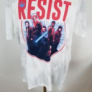 Star Wars Mens T Shirt Size Xl